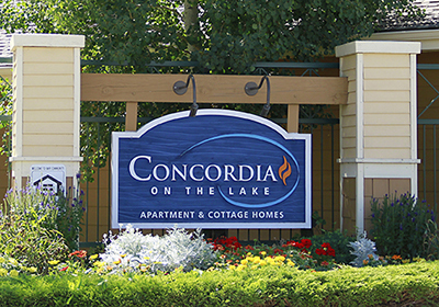 Concordia on the Lake - Senior Boutique Living