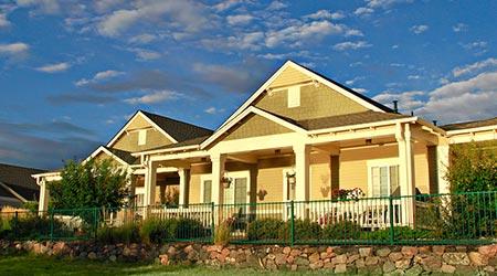 Concordia Cottages - Senior Boutique Living