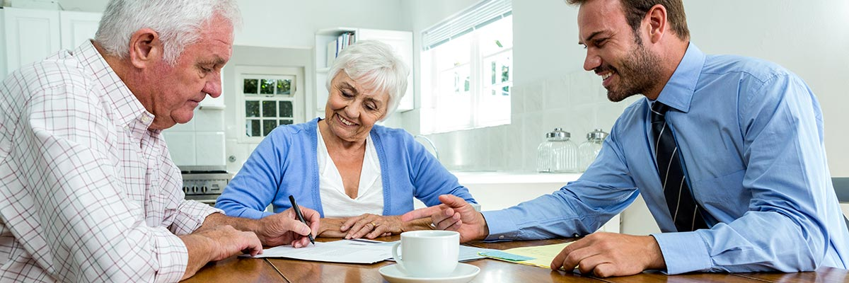 Senior housing property management services